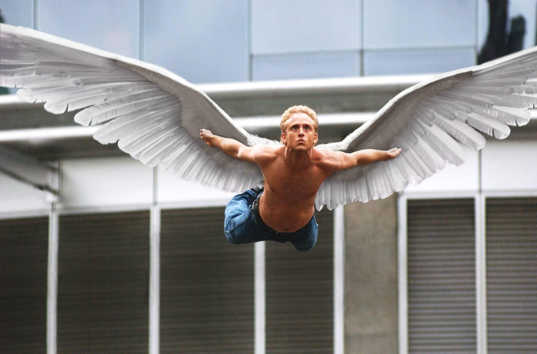 Angel - X-Men: The Last Stand